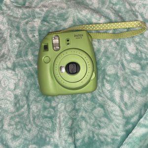 Instax Mini 9 Polaroid camera for Sale in Arvin, CA