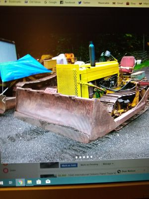 Small Bulldozer John Deere 420 Nice for Sale in Port Orchard, WA