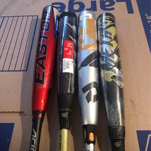 Brand New Baseball Bats for Sale in Dalton, GA