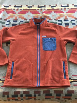 Mens Patagonia synchilla full zip Karstens for Sale in Murrieta, CA