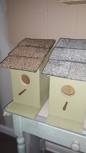 Birdhouses (exterior grade) for Sale in Newport News, VA