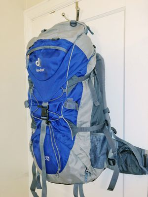 65 +10 L Deuter backpack for Sale in Richmond, VA