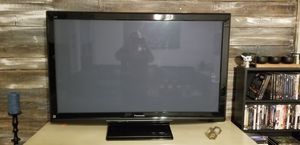 "50"" Panasonic Tv with stand and wall mount for Sale in Mesa, AZ"