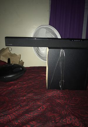 Sound bar like new for Sale in Tampa, FL