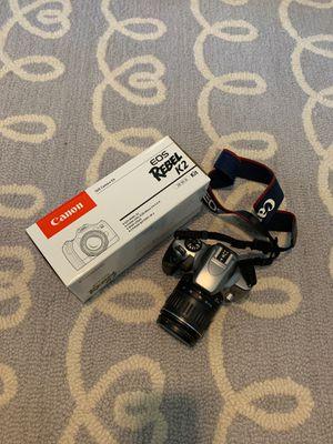 Canon FILM Camera- EOS Rebel K2 for Sale in Tampa, FL