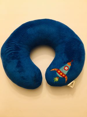 Neck Support Pillow soft Kids for car or Air Travel for Sale in Grand Island, FL