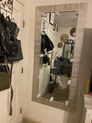 Vanity mirror for Sale in Visalia, CA