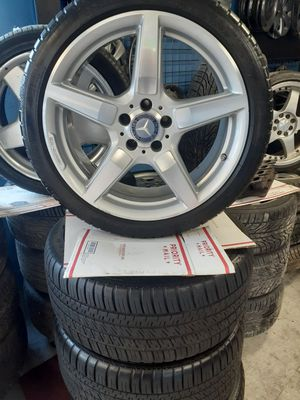 OEM mercedes benz wheels for Sale in Sacramento, CA