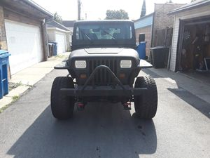 91 Jeep Wrangler Project for Sale in Chicago, IL