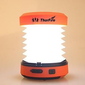 THORFIRE LED CAMPING LANTERN HAND CRANK USB RECHARGEABLE LANTERN MINI FLASHLIGHT EMERGENCY TORCH LIGHT TENT LAMP FOR CAMPING HIKING JOGGING-CL01 for Sale in North Las Vegas, NV