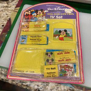 Walt Disney's Character TV Set for Sale in Gurnee, IL