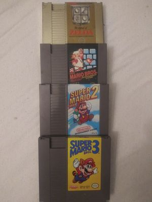 Nintendo games for Sale in Upland, CA