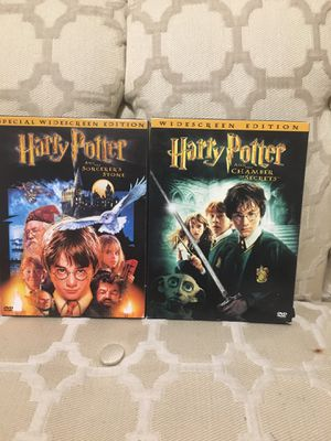 Two Harry Potter DVDs for Sale in Las Vegas, NV