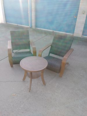 Outdoor furniture for Sale in Livermore, CA