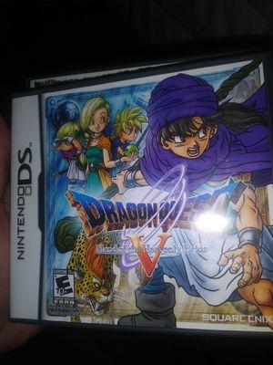 Dragon quest 5 ds for Sale in Las Vegas, NV