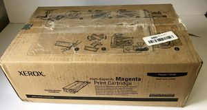 Xerox 113R00724 Phaser 6180 Toner Cartridge (Magenta) in Retail Packaging for Sale in Los Angeles, CA