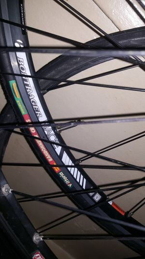 Practically brand new rims and tires prices negotiable for Sale in San Francisco, CA