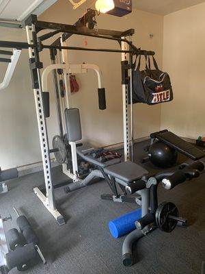 powerhouse home gym set for Sale in Indian Land, SC