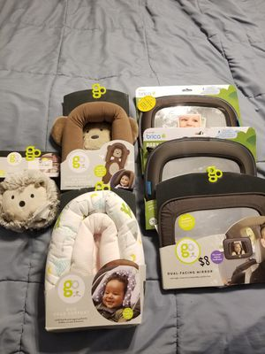 Baby items! New! Mirror soother head support for Sale in San Juan, TX