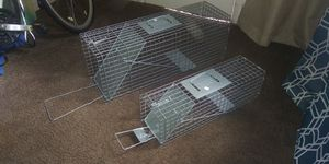 Small animal traps for Sale in St. Petersburg, FL