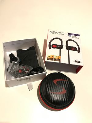 Senso Wireless Headphones for Sale in Seattle, WA