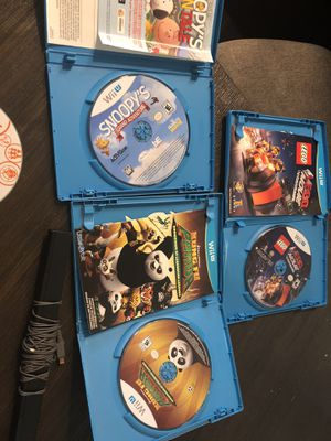 Nintendo Wii U games for Sale in Las Vegas, NV