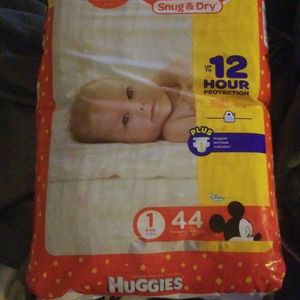 Size 1 Huggies Bundle Pack for Sale in Easton, PA
