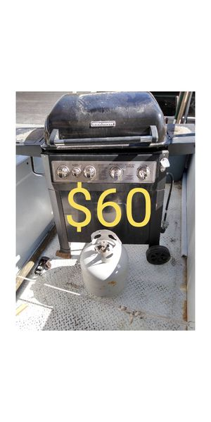 Propane BBQ grill for Sale in Las Vegas, NV