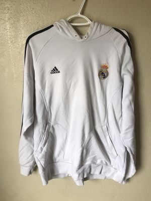 Adidas Real Madrid Hoodie for Sale in Houston, TX