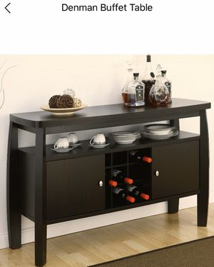 Console/buffet table for Sale in Kent, WA