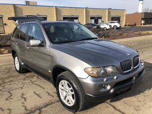 2006 BMW X5 3.0i Sunroof for Sale in Bartlett, IL