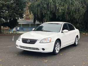 2002 Nissan Altima for Sale in Lakewood, WA
