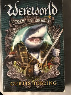 Wearworld - Storm Of Sharks Book 5 By Curtis Jobling for Sale in Phoenix,  AZ
