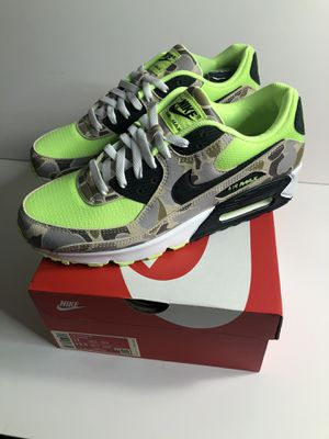Nike air max 90 green camo size 11 brand new for Sale in Bellevue, WA