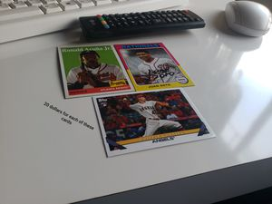 2019 archives mlb cards for Sale in Fresno, CA