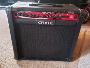 CRATE FTX65 GUITAR AMP for Sale in Vacaville, CA