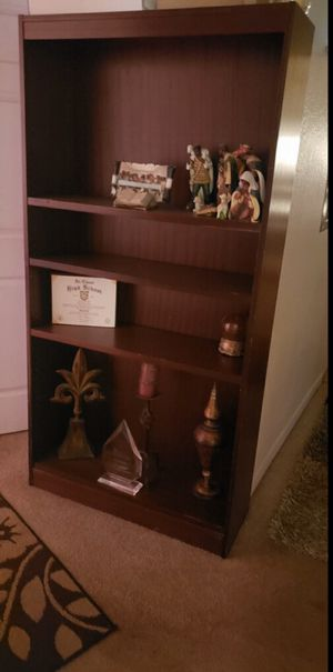 Book shelf and recliner's for Sale in Kissimmee, FL