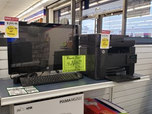 Home Computer and printer for Sale in San Antonio, TX