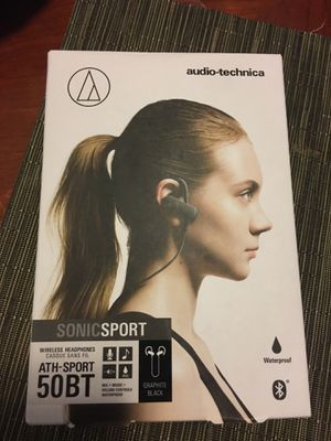 Sonic sports wireless headphones for Sale in Manalapan Township, NJ