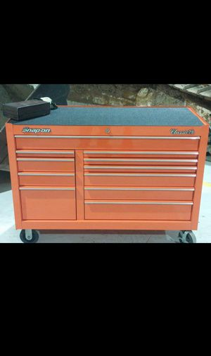 Snap on tool box for Sale in Baytown, TX