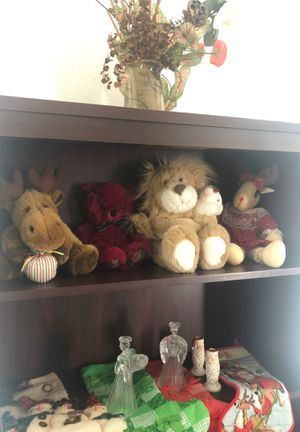 Plush, stuffed animals. for Sale in Temecula, CA