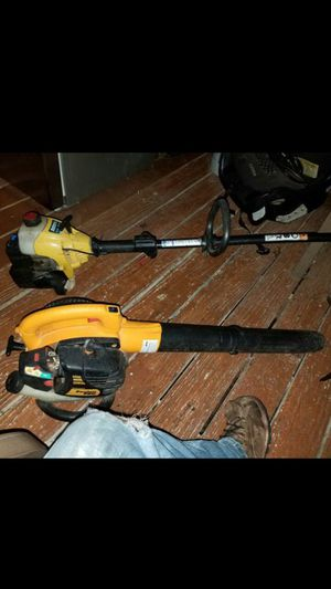 Leaf blower and weed eater $60 for Sale in Fenton, MO