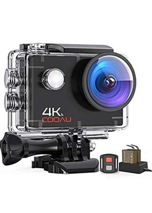 BRAND NEW WiFi 4K 16MP underwater action camera waterproof for Sale in Anaheim, CA