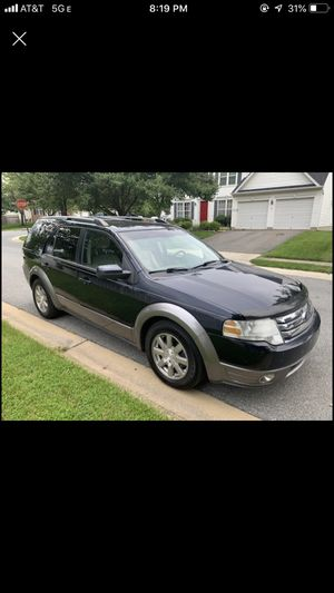2008 Ford Taurus X for Sale in Silver Spring, MD