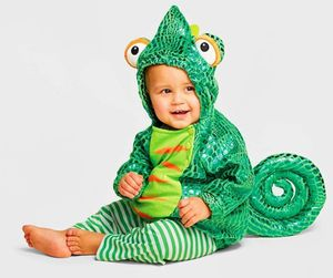 Unisex infant chameleon costume for Sale in Dallas, TX