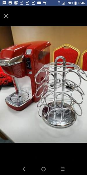Keurig and stand for Sale in Fresno, CA