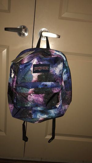 ✨NWT Jansport Galaxy Backpack✨ for Sale in Houston, TX