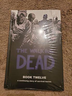 The Walking Dead Book 12 for Sale in Houston, TX