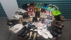 SHOES (NIKE, ADIDAS, VANS, JORDANS,) ETC.. and blouses ... for Sale in Escondido, CA