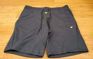 Nike sweat short size L and XL for Men. for Sale in Lynwood, CA
